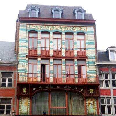 art nouveau in Namen